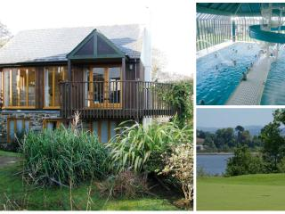 2 bedrm cottage w/ superb golf & leisure packa, Saltash