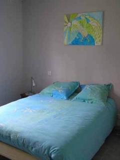 Gite 'au fil de nos rêves' chambre lit 2 personnes