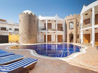 Luxury Apartments by the beach in Dahab, with pool & jacuzzi