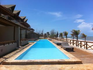 Apartamento frente praia no Cumbuco, Caucaia