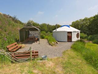 Beachcomber Yurt-Trellyn, Trefin