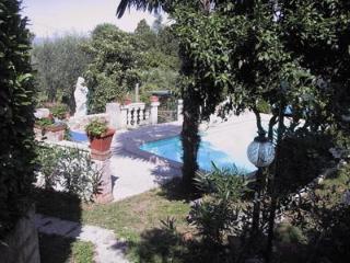 Villa Antony, Vorno