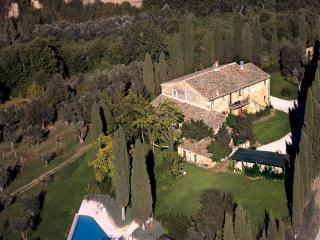 Borgo Lucignanello #Villa Sarageto, San Giovanni d'Asso