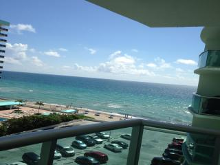 Spectacular condo ocean view located directly on t