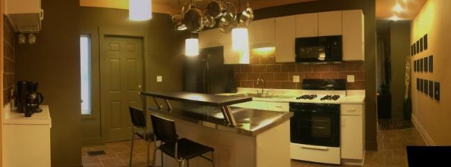 Cincinnati Furnished Apartment Kitchen S1