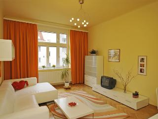 Sunny Apartment near City Center, Wien