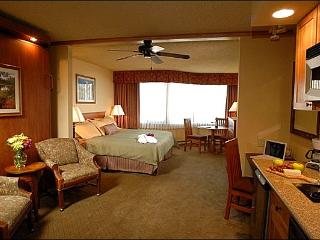 Charming Grand Lodge Studio Unit - Great for Couples Traveling Together (1081), Crested Butte