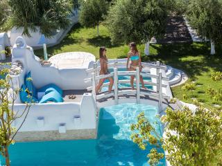 Archaion Kallos Private Villa, Ciudad de Naxos
