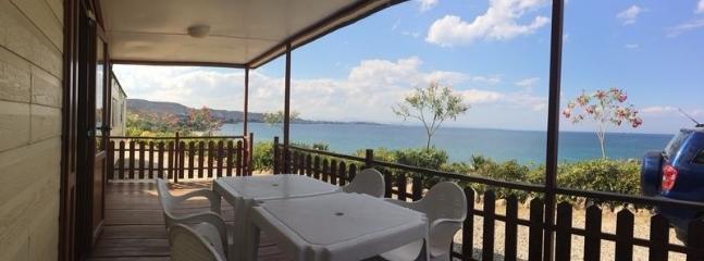 Vista panoramica golfo di Crotone  dalla veranda