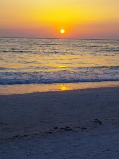 Sunset at Siesta Key