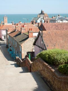 Roof tops of Rye