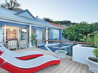 A classic cottage in Higgovale, Cape Town