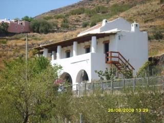 Aeolian islands house