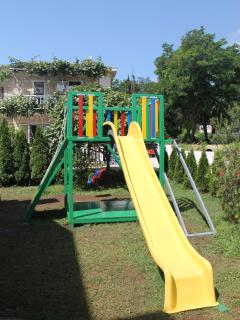 Private Children Playground near Plavi Horizonti beach