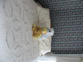Teddies in your bed