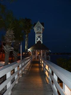 Historic Bridge Street Pier
