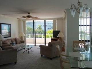 Stunning condo with front wrap balcony overlooking the Gulf of Mexico - PERFECT BEACH VIEWS !, Isla Marco