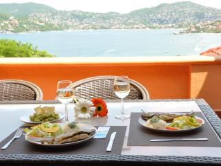 Eat 'al fresco' in our terrace whit this amazing view