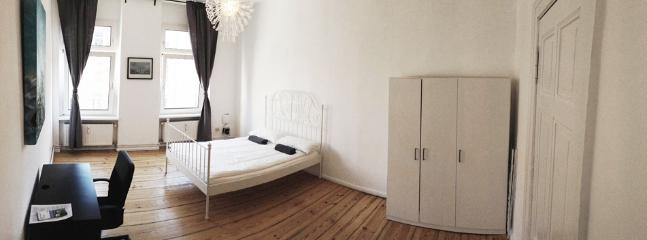 Bergmannstr. 3 bedroom apartment - Berlin Center, Berlín