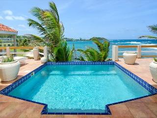 Bell'Mare: Great views and direct access to beach  | Island Properties Online, St. Maarten