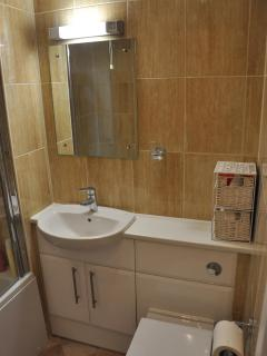 En-suite to double room.