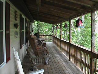 Cabin Unplugged, Maggie Valley