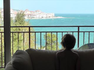 Stunning Sea View Apartment, Sveti Vlas