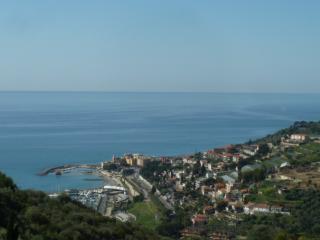 Ferienwohnung mit wunderschönem Blick auf das Meer, Imperia