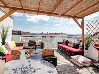 Penthouse flat 225m2, Prague