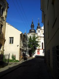 Sv. Mykolo Street