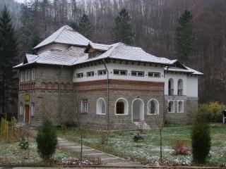 Comanca Cottage, Bucarest