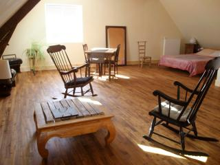 LOARGANN Chambre d'hôtes: #3 - le Loft