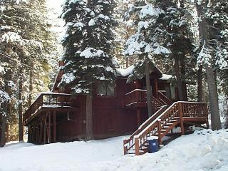 Mountain Cabin at Prosser Lake, Truckee