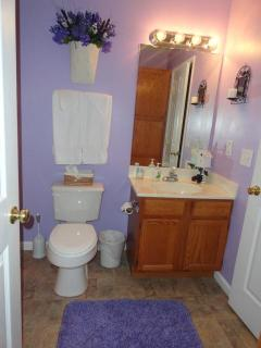 SECOND BDRM BATHROOM