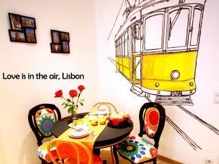 In Lisbon Love Is In The Air, Lissabon