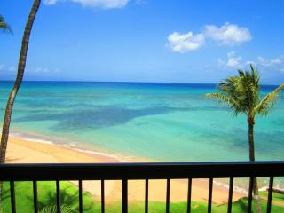 Direct Oceanfront, private beach!, Lahaina