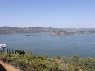 Lake view vacation house, Lake county, California, Kelseyville