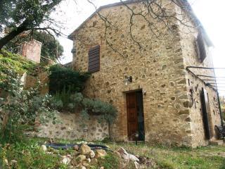 Villetta rustica nella campagna Senese, Chiusdino