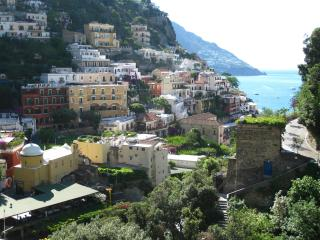 POSITANO CENTRAL - Casa Celidea - Huge panoramic terrace FREE WIFI, Positano