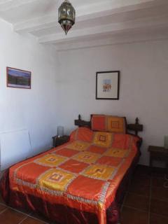 Double Bedroom with Patio Windows