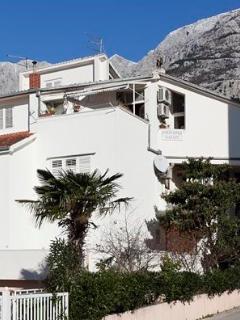 3*** Apartment EMA within 100m of Makarska beach!