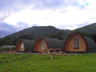 Clovullin Croft View Pods  (OAK)