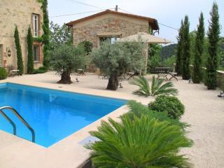 Delightful villa near Tuscan beach town of Forte d