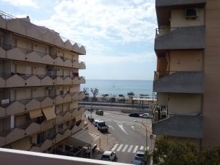 Apartamento primera linea de mar en Pineda de Mar