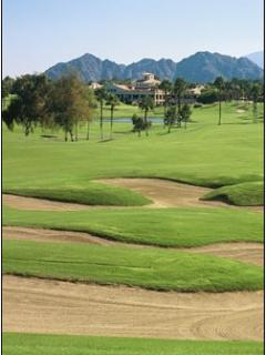 Desert Falls Country Club golf course