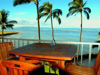 Awesome Oceanfront , Kihei Maui,1 bed/1bath,4th fl