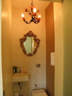 guest lavatory