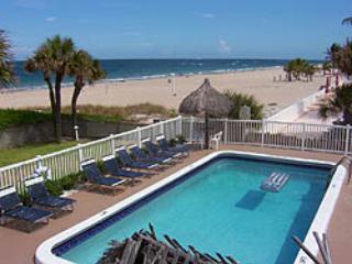 Second Pool Beach Side
