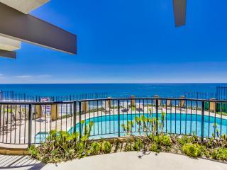 Dog Friendly, Ocean View, Designer Beach Condo!, Solana Beach