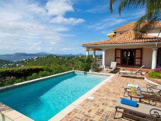 Vista Caribe: Sunset Views All Year! Full AC! Amazing Pool!, St. John